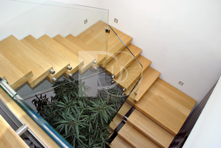 Paramount Group Luxury Stairs