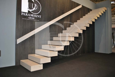 BAU 2017 STRAIGHT STAIR