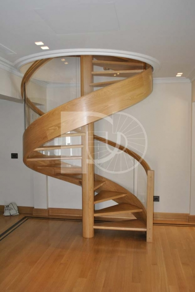 NEW PROJECT SPIRAL STAIR